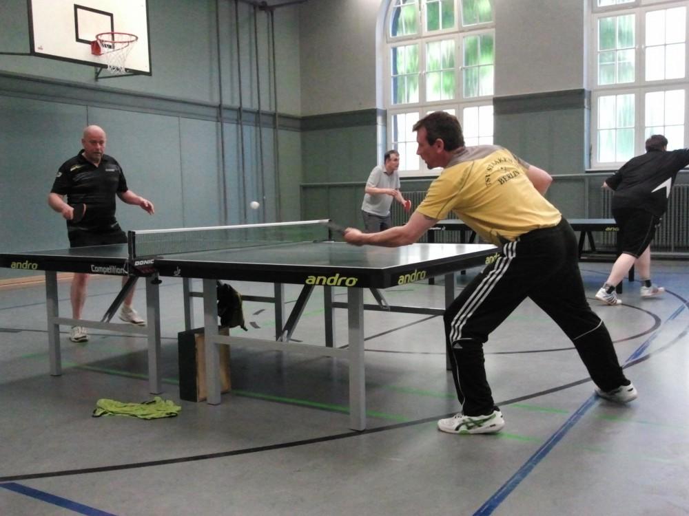 Tischtennis beim TSV Staaken